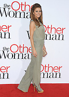 "WESTWOOD, CA - APRIL 21:  Maria Menounos at the Los Angeles premiere of ""The Other Woman"" at the Regency Village Theater on April 21, 2014 in Westwood, California. SPPG/MPI/Starlitepics /NortePhoto.com"