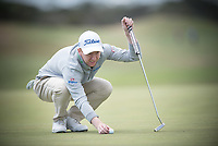 Gavin Moynihan (IRL) during the 3rd round of the VIC Open, 13th Beech, Barwon Heads, Victoria, Australia. 09/02/2019.<br /> Picture Anthony Powter / Golffile.ie<br /> <br /> All photo usage must carry mandatory copyright credit (&copy; Golffile | Anthony Powter)