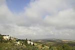 Israel, Shephelah, Neve Shalom by Eshtaol forest
