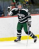 Evan Stephens (Dartmouth - 24) - The Harvard University Crimson defeated the Dartmouth College Big Green 4-1 (EN) on Monday, January 18, 2010, at Bright Hockey Center in Cambridge, Massachusetts.
