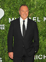 NEW YORK, NY - OCTOBER 17: Michael Kors at the God's Love We Deliver Golden Heart Awards on October 17, 2016 in New York City. Credit: John Palmer/MediaPunch