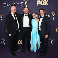9/22/19: 71st Primetime Emmy Awards - Executive Arrivals