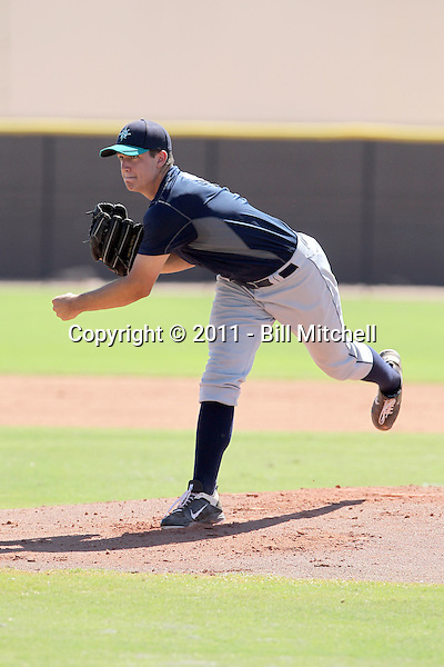 Danny Hultzen - Mariners 2011 Instructional League (Bill Mitchell)