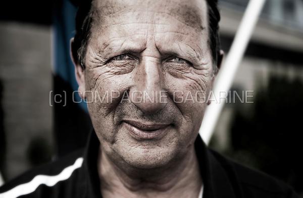 Belgian football coach Georges Leekens (Belgium, 12/07/2012)
