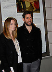John Krasinski attends Broadway's Fool For Love on opening night - October 8, 2015 at the Samuel J. Friedman Theatre, 47th Street, New York City, New York with after party. (Photo by Sue Coflin/Max Photos)