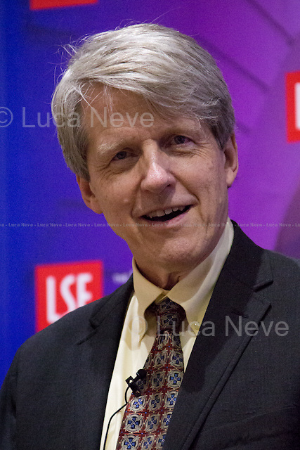 Robert J. Shiller.<br />