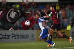 Western Sydney Wanderers (AUS) vs Ulsan Hyundai (KOR) during the 2014 AFC Champions League Match Day 1 Group H match on 26 February 2014 at Parramatta Stadium, Sydney, Australia. Photo by Stringer / Lagardere Sports