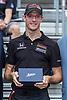 Sebastien BOURDAIS (FRA), HONDA  DALE COYNE Racing #18, Distribution des bagues, INDIANAPOLIS 500 2018