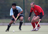 Ford HC vs Upminster HC 01-11-08