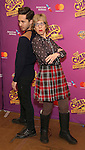 Michael Wartella and Jackie Hoffman attend the ''Charlie and the Chocolate Factory' Cast Photo Call at the New 42nd Street Studios on February 21, 2017 in New York City.