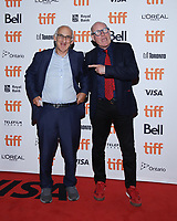 """TORONTO, ONTARIO - SEPTEMBER 06: David Thompson and Bill Nicholson attend the """"Hope Gap"""" premiere during the 2019 Toronto International Film Festival at Princess of Wales Theatre on September 06, 2019 in Toronto, Canada.<br /> CAP/MPI/IS<br /> ©IS/MPI/Capital Pictures"""