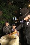 Israel, Lag B'Omer holiday in Tel Aviv