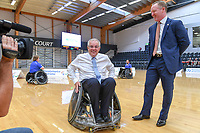 2019 Paralympics Australia launch with PM, Scott Morrison, Bridget McKenzie Min for Sport and PA President Jock O'Callaghan<br /> Sydney Olympic Park NSW<br /> Wednesday 6th February 2019 <br /> © STL / Jeff Crow / Paralympics Australia