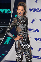 Alessandra Ambrosio at the 2017 MTV Video Music Awards at The &quot;Fabulous&quot; Forum, Los Angeles, USA 27 Aug. 2017<br /> Picture: Paul Smith/Featureflash/SilverHub 0208 004 5359 sales@silverhubmedia.com