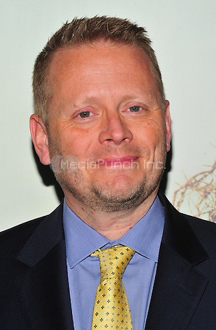 New York, NY: December 7: Patrick Ness attends 'A Monster Calls' New York Premiere at AMC Loews Lincoln Square 13 theater on December 7, 2016 in New York City.@John Palmer / Media Punch