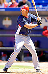 17 March 2007: Washington Nationals first baseman Travis Lee in action against the New York Mets at Tradition Field in Port St. Lucie, Florida...Mandatory Photo Credit: Ed Wolfstein Photo