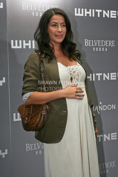 Rebecca Minkoff arrives at the 2011 Whitney Art Party: The Groundbreakers, at Highline Stages, May 24, 2011.