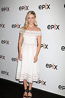 BEVERLY HILLS, CA - JULY 30: Helene Yorke at EPIX's Television Critics Association Tour at The Beverly Hilton Hotel on July 30, 2016 in Beverly Hills, California. Credit: David Edwards/MediaPunch