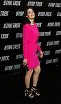 """HOLLYWOOD, CA. - April 30: Michelle Monaghan arrives at the Los Angeles premiere of """"Star Trek"""" at the Grauman's Chinese Theater on April 30, 2009 in Hollywood, California.a"""