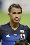 Shinji Okazaki (JPN), SEPTEMBER 1, 2016 - Football / Soccer :<br /> FIFA World Cup Russia 2018 Asian Qualifier<br /> Final Round Group B<br /> between Japan 1-2 United Arab Emirates<br /> at Saitama Stadium 2002, Saitama, Japan.<br /> (Photo by Yusuke Nakanishi/AFLO SPORT)