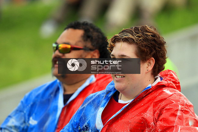 Tasman Makos vs Manawatu Turbos  ITM Cup match held at Lansdowne Park, Blenheim 13th October 2013. Final Score 57-14 to Tasman  Photo Gavin Hadfield / Shuttersport