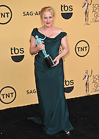 Patricia Arquette at the 2015 Screen Actors Guild  Awards at the Shrine Auditorium.<br /> January 25, 2015  Los Angeles, CA<br /> Picture: Paul Smith / Featureflash