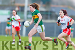 Emma Dineen, Kerry during the Lidl Ladies National Football League Division 2 Round 4 match between Kerry and Tyrone at Fitzgerald Stadium on Sunday.