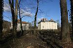 20050123 - France - Saint-Germain-en-Laye<br /> LE PAVILLON DE LA MUETTE<br /> Ref:SAINT-GERMAIN-EN-LAYE_061 - © Philippe Noisette