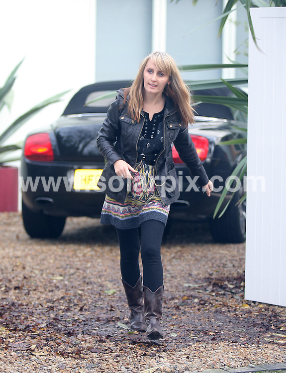 **ALL ROUND PICTURES FROM SOLARPIX.COM**.**WORLDWIDE SYNDICATION RIGHTS**.Pictured is Edita (spelling?) the new nanny hired by Peter Andre to look after his children that he has with Katie Price aka Jordan. Today was her first day working for the star. London, UK. 1 December 2009..This pic: Peter Andre nanny..JOB REF: 10325 SKD       DATE: 01_12_2009.**MUST CREDIT SOLARPIX.COM OR DOUBLE FEE WILL BE CHARGED**.**MUST NOTIFY SOLARPIX OF ONLINE USAGE**.**CALL US ON: +34 952 811 768 or LOW RATE FROM UK 0844 617 7637**