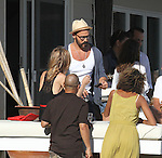 July 29th 2012  Exclusive <br /> <br /> Jeremy Piven threw a Sunday beach party in Malibu California at his beach house celebrating his Birthday. Kid rock was also at the party &amp; loads of pretty girls in bikini's . Jeremy had a big thick beard &amp; a funny pair of circle glasses <br /> <br /> <br /> AbilityFilms@yahoo.com<br /> 805 427 3519<br /> www.AbilityFilms.com