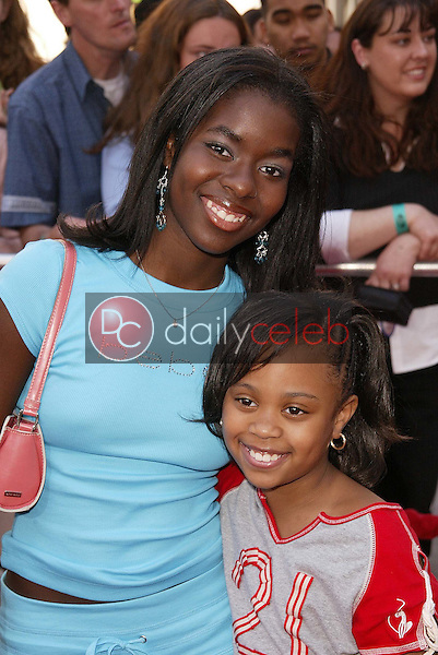 Camille Winbush and Dee Dee Davis