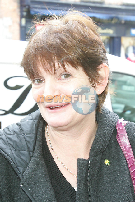 Ann Boyle Vox Pop.Photo NEWSFILE/FRAN CAFFREY..(Photo credit should read FRAN CAFFREY/NEWSFILE)...This Picture has been sent you under the condtions enclosed by:.Newsfile Ltd..the Studio,.Millmount Abbey,.Drogheda,.Co Meath..Ireland..Tel: +353(0)41-9871240.Fax: +353(0)41-9871260.GSM: +353(0)86-2500958.email: pictures@newsfile.ie.www.newsfile.ie.FTP: 193.120.102.198..This picture is from Fran Caffrey@newsfile.ie
