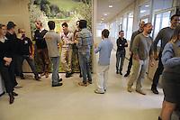 - ditta Milestone a Sorisole (Bergamo), produzione di apparecchiature diagnostiche ospedaliere, area di riposo, pausa caff&eacute;<br /> <br /> - Milestone company in Sorisole (Bergamo), production of hospital diagnostic equipments, rest area, coffee break
