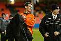 19/02/2005         Collect Pic : James Stewart.File Name : jspa09_dundee_utd_v_inverness.JIM MCINTYRE WALKS OFF INJURED PUTTING UNITED DOWN TO 10 MEN......Payments to :.James Stewart Photo Agency 19 Carronlea Drive, Falkirk. FK2 8DN      Vat Reg No. 607 6932 25.Office     : +44 (0)1324 570906     .Mobile   : +44 (0)7721 416997.Fax         : +44 (0)1324 570906.E-mail  :  jim@jspa.co.uk.If you require further information then contact Jim Stewart on any of the numbers above.........A