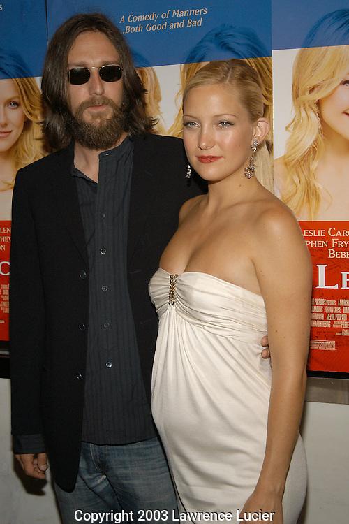 Chris Robinson and Kate Hudson