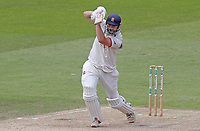 Nick Browne of Essex in batting action during Nottinghamshire CCC vs Essex CCC, Specsavers County Championship Division 1 Cricket at Trent Bridge on 1st July 2019
