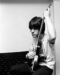 Yardbirds 1966 Jeff Beck<br /> &copy; Chris Walter