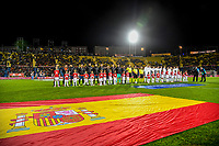 2018.11.18 Amistoso España VS Bosnia H