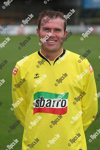 2007-07-24 / Voetbal / Zwarte Leeuw / Gert Jochems