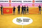 Catalunya vs Montenegro: 83-57.