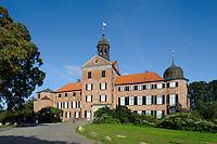 Schloss in Eutin, Schleswig-Holstein, Deutschland