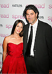 "HOLLYWOOD, CA. - August 03: Jason Goldberg and Soleil Moon Frye  arrive at the Los Angeles premiere of ""Spread"" at the ArcLight Hollywood on August 3, 2009 in Hollywood, California."