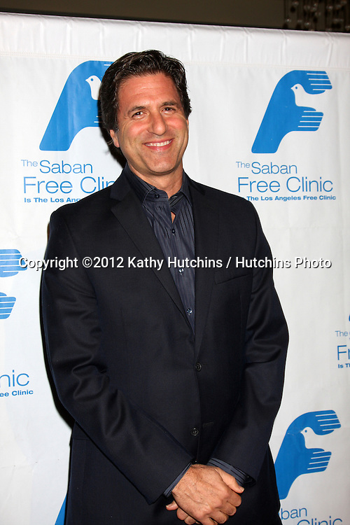 LOS ANGELES - NOV 19:  Steven Levitan arrives to the The Saban Free Clinic's Gala at Beverly Hilton on November 19, 2012 in Beverly Hills, CA