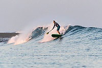 Nemberala Beach Resort, Rote, Indonesia. (Thursday, August 24 2017) Steven Peterson (USA) The surf was in the 3'-4' range this morning from the southwest. There were good waves around the 6.30 am As the tide began to fill in the SE Trades came up and strengthen during the morning. Photo: joliphotos