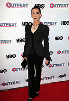 """LOS ANGELES, CA-  Armen Ra, At 2017 Outfest Los Angeles LGBT Film Festival - Closing Night Gala Screening Of """"Freak Show"""" at The Theatre at Ace Hotel, California on July 16, 2017. Credit: Faye Sadou/MediaPunch"""