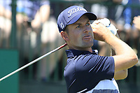 Webb Simpson (USA) tees off the 10th tee during Saturday's Round 3 of the 118th U.S. Open Championship 2018, held at Shinnecock Hills Club, Southampton, New Jersey, USA. 16th June 2018.<br /> Picture: Eoin Clarke | Golffile<br /> <br /> <br /> All photos usage must carry mandatory copyright credit (&copy; Golffile | Eoin Clarke)
