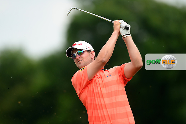 Bernd Wiesberger of Austria during Round 3 of the Lyoness Open, Diamond Country Club, Atzenbrugg, Austria. 11/06/2016<br /> Picture: Richard Martin-Roberts / Golffile<br /> <br /> All photos usage must carry mandatory copyright credit (&copy; Golffile | Richard Martin- Roberts)