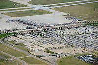 Colorado Springs, Colorado airport. June 2012