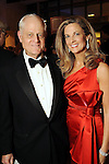 Melinda Stubbs with her father Earle Martin at the Do You Believe in Magic Gala at the Houston Museum of Natural Science Saturday March 6,2010. (Dave Rossman Photo)