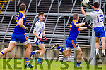 Sean Cournane Saint Marys scores a goal against  Ratoath in the Semi Final of the Intermediate Club Championship at the Gaelic Grounds in Limerick on Sunday.